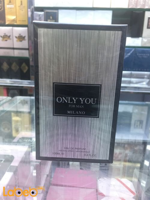 Milano Only you Perfume 100ml Suitable for men