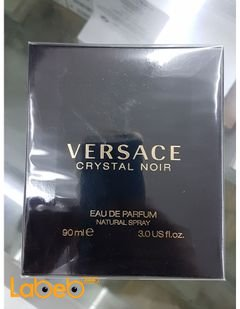 Versace perfume - for women - 90 ml - Black crystal