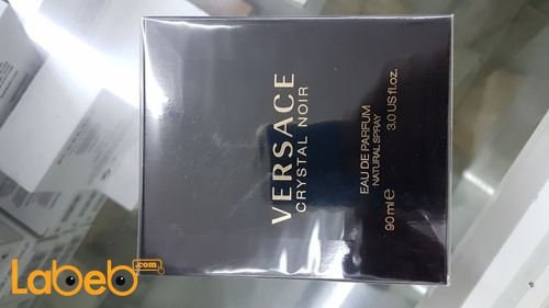 Versace perfume for women 90ml Black crystal