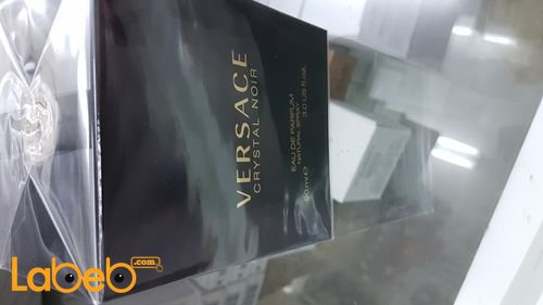 Versace perfume for women 90 ml capacity Black crystal