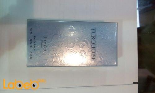عطر Turquoise جينيفر مناسب للنساء 100 مل