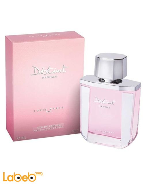 Distinct Perfume suitable for women 100ml Pink color
