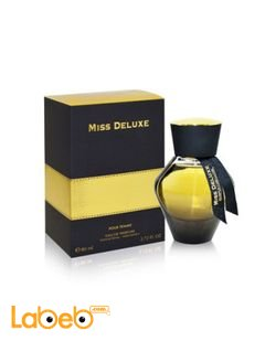 Miss Deluxe perfume - for women - 80ml - Black color