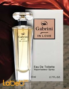 Gabrini Perfume - Suitable For Women - 80ml - Transparent Color