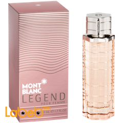 Montblanc Parfum - for women - 75ml  - Legend pour Femme model