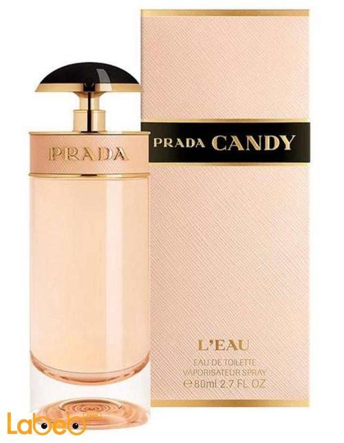 PRADA Parfum for women 80ml Prada Candy L'Eau
