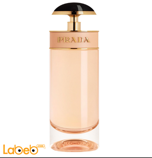 PRADA Parfum for women 80ml Prada Candy L'Eau model