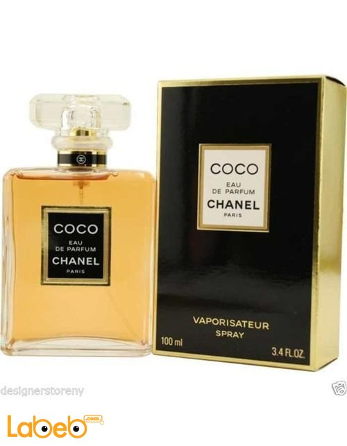 Chanel Parfum for women 100ml French COCO EAE DE PARFUM Model