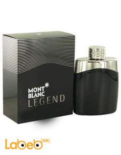 Mont Black Legend Sprey - Suitable For Man - Black