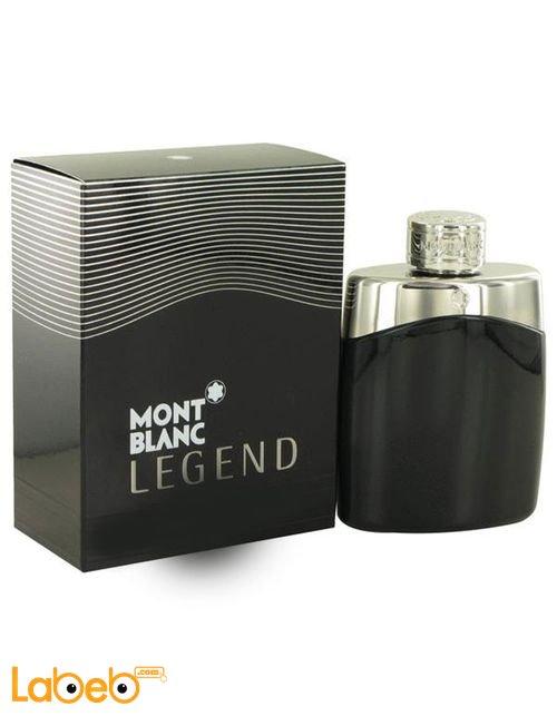 عطر Mont Black Legend مناسب للرجال لون أسود