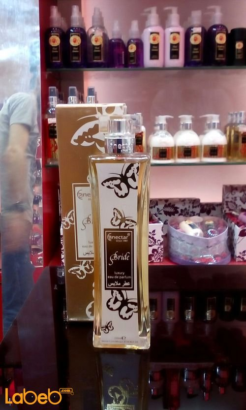 Nectar Bride Clothing Perfume for Unisex 100ml Gold color
