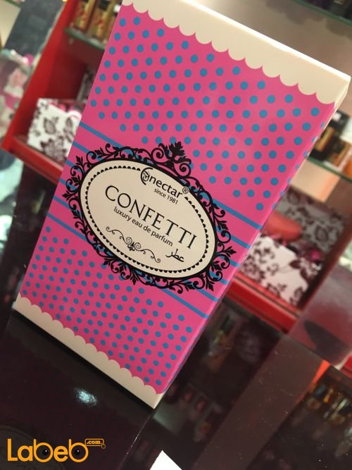 Nectar confetti perfume Suitable for women capacity 100ml