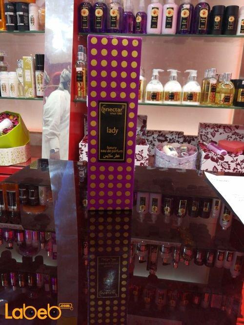 Nectar lady Clothing Perfume for Unisex capacity 100ml Purple
