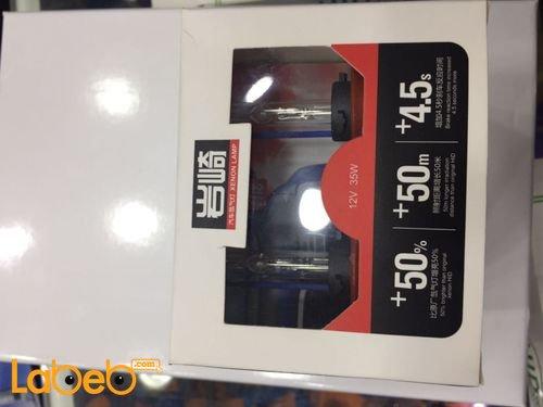 طقم أضواء زنون Yeaky قدرة 35 واط 6500K
