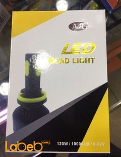 MG LED Head Light - H11 Size - 120Watt - 1000LM