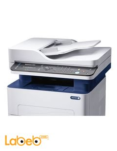 Xerox Monochrome All in One Laser Printer - 29ppm - 3225/DNI