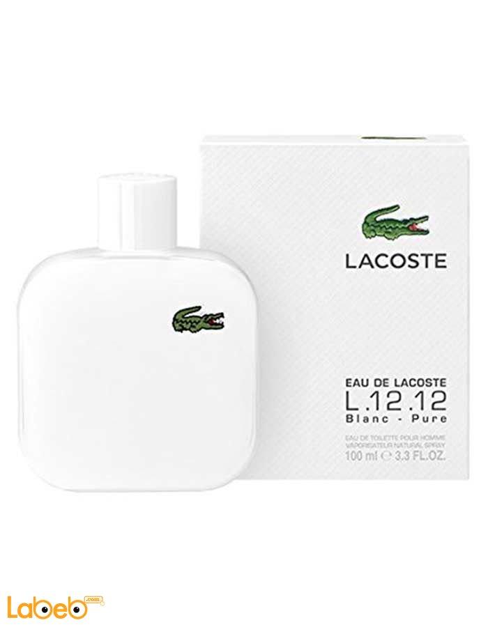 lacoste perfume for men white - photo #5