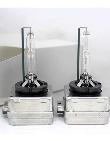 أضواء زنون D3S للسيارة من OSRAM القوة 35 واط 42 فولت