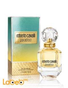 عطر Roberto Cavalli - مناسب للنساء - سعة 50 مل - موديل PARADISO