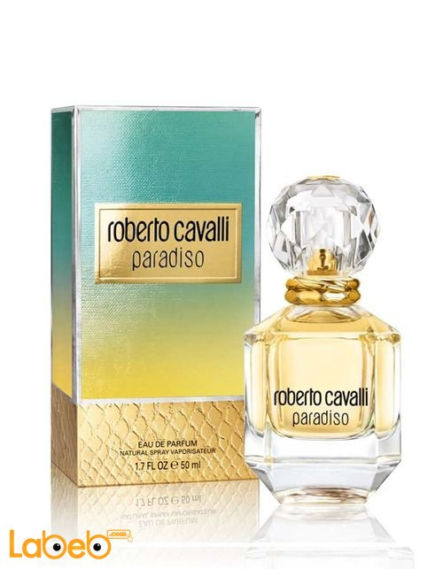 Roberto Cavalli Perfume Suitable For women 50 ml PARADISO Model