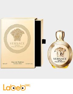 Versace Perfume - For Women - 100 ml - EROS POUR FEMME Model