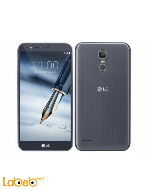 موبايل LG G3 ستايلوس ذاكرة 16 جيجابايت 5.5 انش لون رمادي