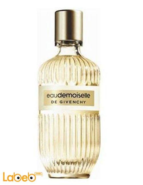 عطر eaudemoiselle De Givenchy للنساء سعة 100 مل ذهبي