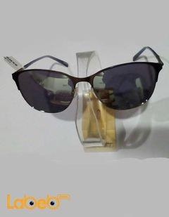 نظارات شمسية GANT - إطار أسود - عدسة سوداء - موديل 6051