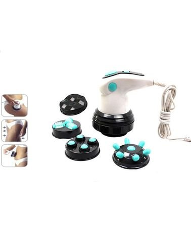 Body Innovation Anti-cellulite 4x1 up to 2500RPM White color