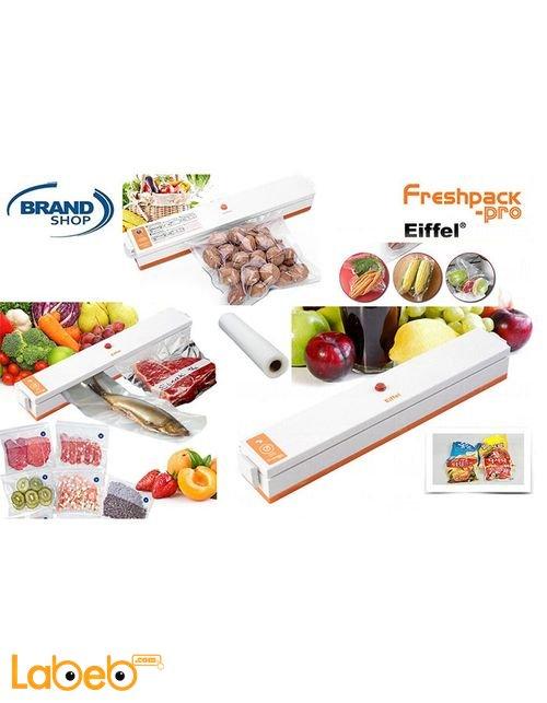 Eiffel food vacuum sealer Fresh pack Pro Easy packing
