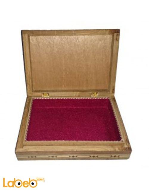 Wooden Box Mosaic Inlaid save jewelry