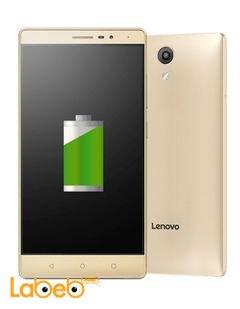 تابلت لينوفو Phab2 - ذاكرة 32 جيجابايت - شاشة 6.4 انش - لون ذهبي