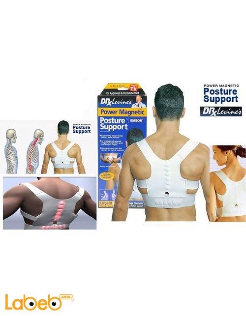 DRX Levines Power Magnetic Posture Support shoulder neck back