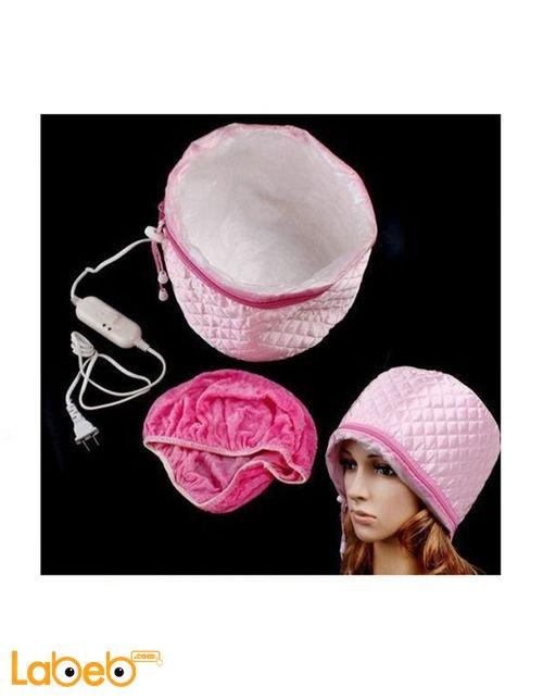 قبعة بخارية علاج حراري عناية بالشعر اثناء الحمام 45-65 واط