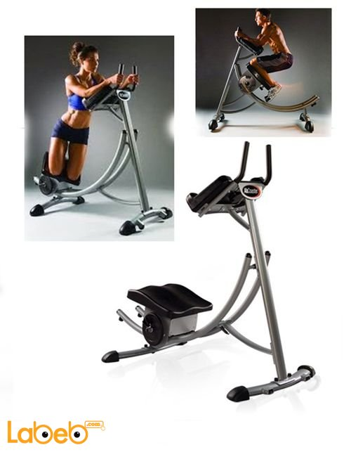 Ab Coaster Max Slimming stomach Up to 150Kg