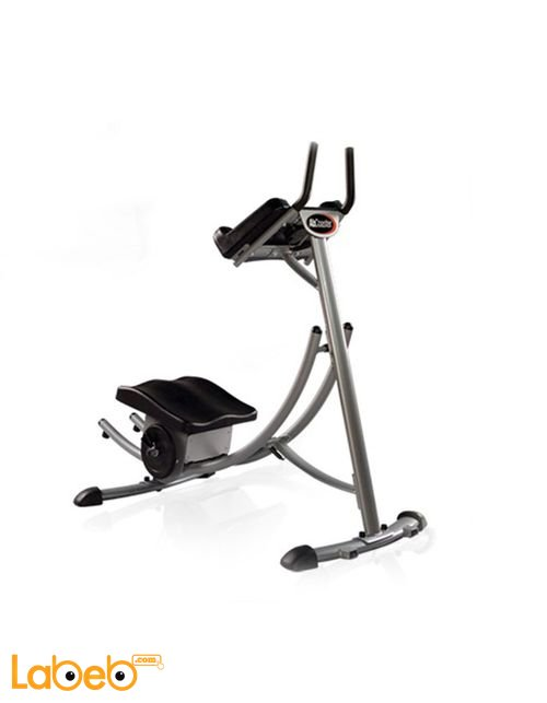 Ab Coaster Max Slimming stomach Up to 150Kg Includes DVD
