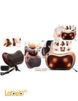 Massage Pillow for Car and Home 4 massager heads