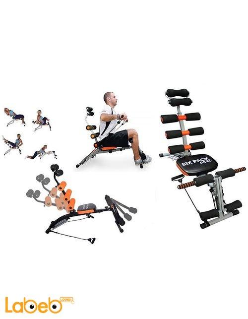جهاز رياضي Six pack care تنحيف وشد ترهلات الجسم حتى 150 كغم