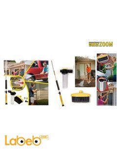 Water Zoom High Pressure Cleaning Water Spray Gun - cars & home