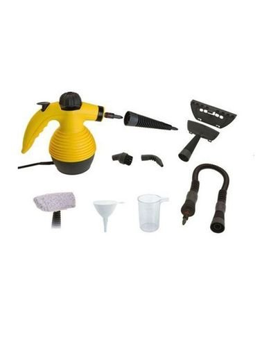 جهاز تنظيف وتعقيم المنزل فرد البخار - 9 ملحقات - 1000 واط