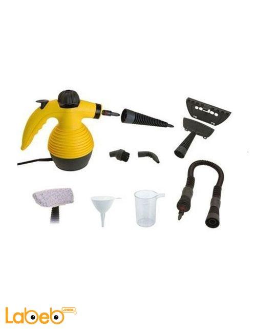 جهاز تنظيف وتعقيم المنزل فرد البخار 9 ملحقات 1000 واط