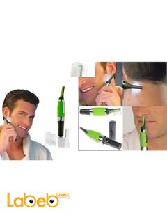 Microtouch Mens personal trimmer - Led Light - Stainless blade