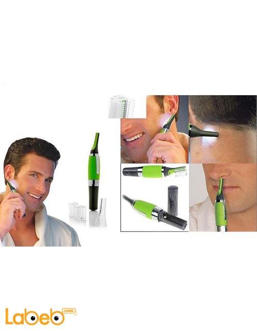 ماكينة تشذيب تحديد وحلاقة الشعر Microtouch ضوء قوي شفرة فولاذ