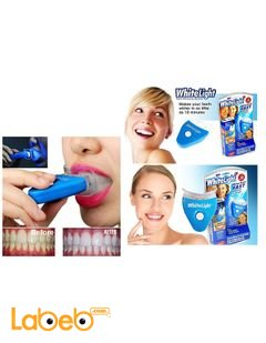 White Light Home Laser Teeth Whitening System - takes 10 min