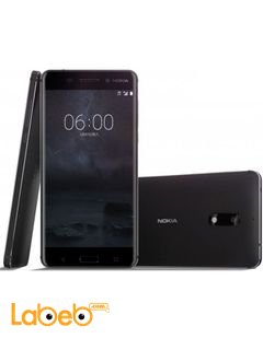 Nokia 3 smartphone - 16GB - 4G LTE - 5inch - Black color