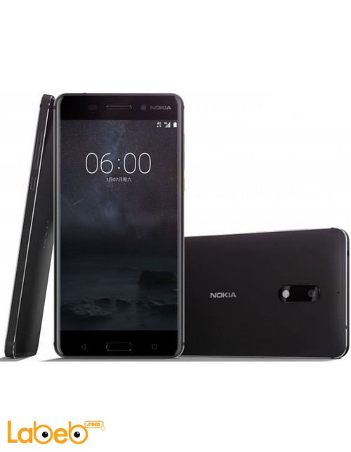 Nokia 3 smartphone 16GB 4G LTE 5inch Black color