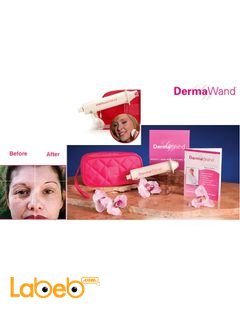 Derma Wand Skin care device - Reduces Appearance of Wrinkles