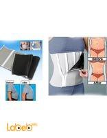 Adjustable Slimming Belt 5 Zippers Wrap Flexible comfortable
