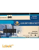 Golden TV Bracket Fixed Size 17-42inch Black FM2201
