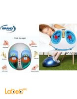 Shiatsu Foot Massager with Heat and Timer 3D massage